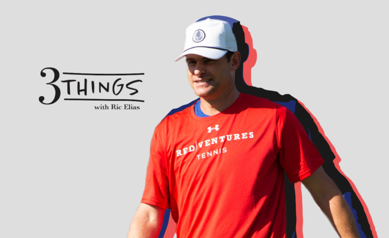Becoming #1 (with Andy Roddick)