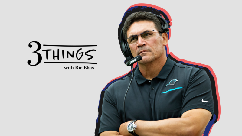 Motivating Greatness (with Ron Rivera)